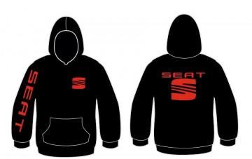 Sweatshirt com capuz para Seat