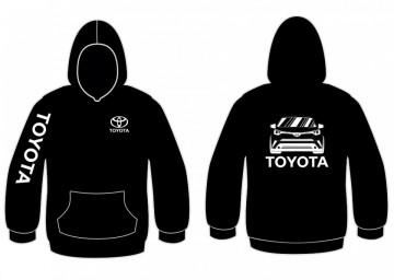 Sweatshirt com capuz para Toyota CHR