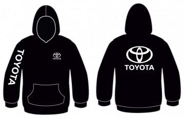 Sweatshirt com capuz para Toyota