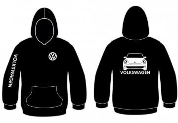 Sweatshirt com capuz para Volkswagen Beetle