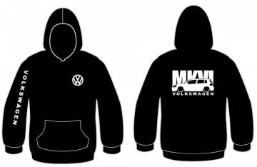 Sweatshirt com capuz para Volkswagen Golf MKVI