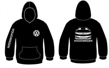 Sweatshirt com capuz para Volkswagen Passat B8 Variant