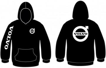 Sweatshirt com capuz para Volvo