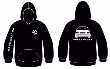 Sweatshirt com capuz para VW Golf 1 Cabrio