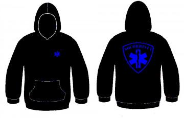 Sweatshirt com capuz - Socorrista