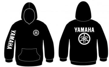 Sweatshirt com capuz - Yamaha
