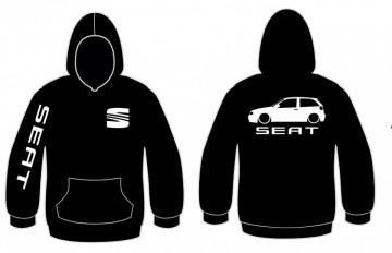 Sweatshirt para Seat Ibiza 6K
