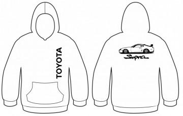 Sweatshirt para Toyota Supra