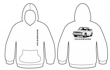 Sweatshirt para Volkswagen golf 1 cabrio