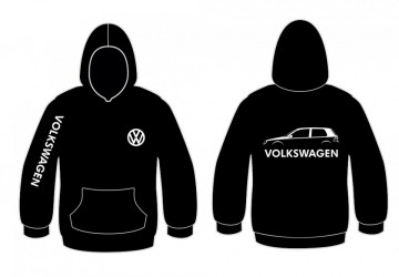 Sweatshirt para Volkswagen Golf Mk4 3 portas