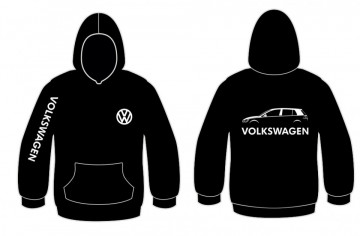 Sweatshirt para Volkswagen Golf Mk7 5 portas