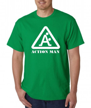 T-shirt  - Action Man