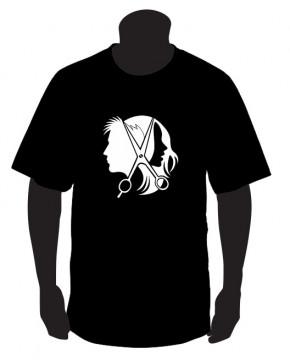 T-shirt - cabelo