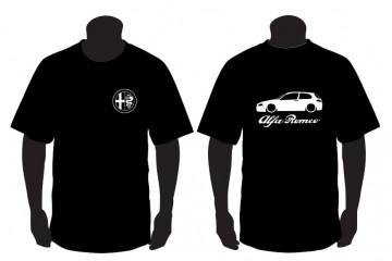 T-shirt  para Alfa Romeo 147