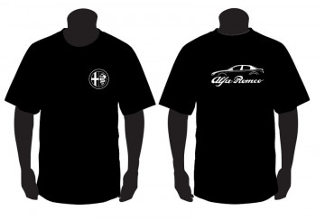 T-shirt para Alfa Romeo 159