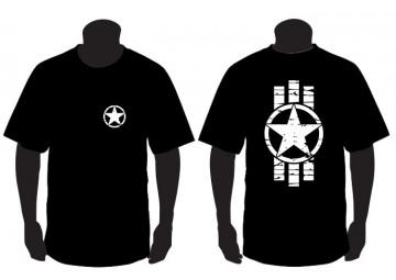 T-shirt para Army Star