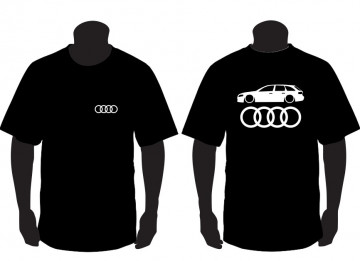 T-shirt para Audi A4 B8 Avant