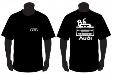 T-shirt para Audi B6