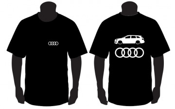 T-shirt para Audi Q7