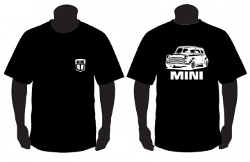 T-shirt para Austin Mini