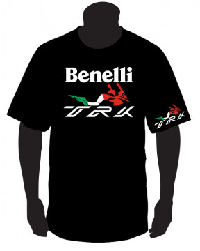 T-shirt para Benelli TRK