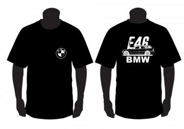 T-shirt para BMW E46 carrinha2