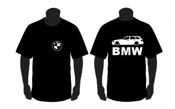 T-shirt para Bmw E91 Touring