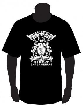 T-shirt para Enfermeiras