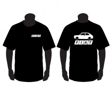 T-shirt  para Fiat 127