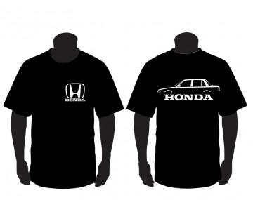T-shirt para Honda Civic terceira geração
