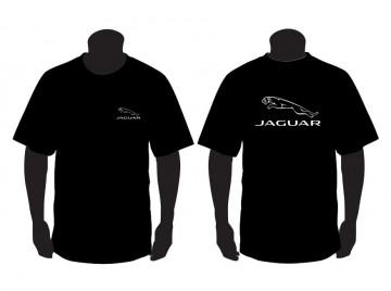 T-shirt  para Jaguar