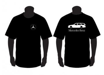 T-shirt para Mercedes-Benz s210