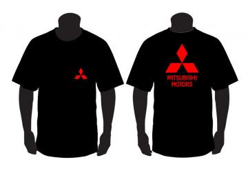 T-shirt para Mitsubishi Motors