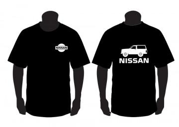 T-shirt  para Nissan Patrol W260