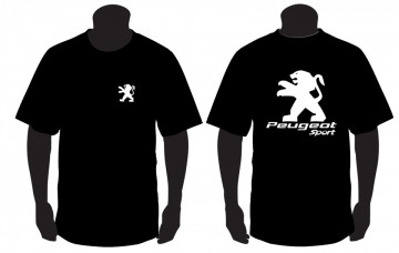 T-shirt para Peugeot Sport