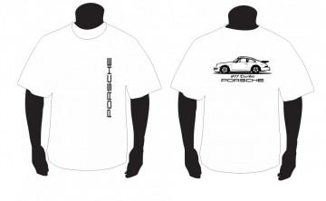 T-shirt para Porsche 911 Turbo