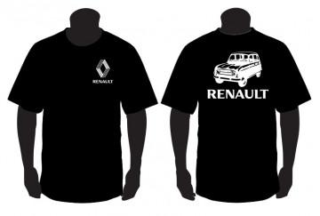 T-shirt para Renault 4L