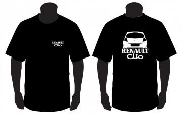T-shirt para Renault Clio III
