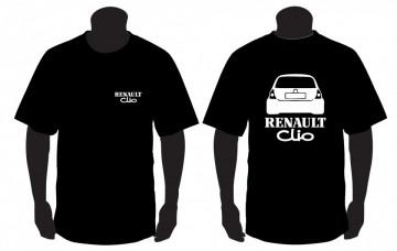 T-shirt para Renault Clio II