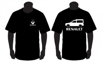 T-shirt para Renault Express