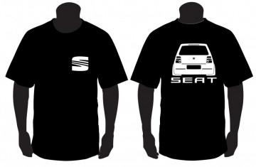 T-shirt  para Seat Arosa