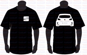 T-shirt  para Seat Ibiza 6J