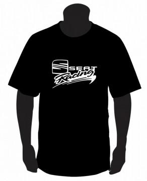 T-shirt para Seat Racing