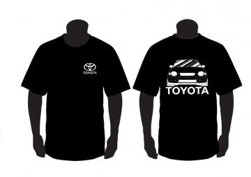 T-shirt para Toyota Corolla e11 frente