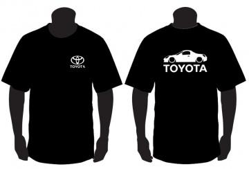 T-shirt para Toyota MR2 Cabrio