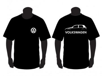 T-shirt para Volkswagen Golf Mk4 3 portas