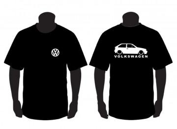 T-shirt para Volkswagen Polo 86c