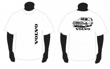 T-shirt para Volvo 850