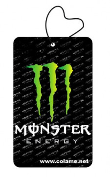 Ambientador - Monster Energy