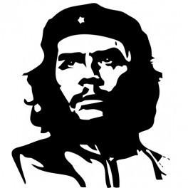 Autocolante - Che Guevara